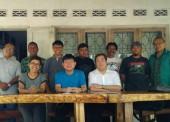 Pengusaha Jakarta Gandeng Kraton Ngiyom untuk Ekspor Beras Organik
