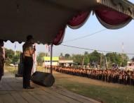 Kapolres Ngawi Berangkatkan Peserta Kuniran Scout Race 2017