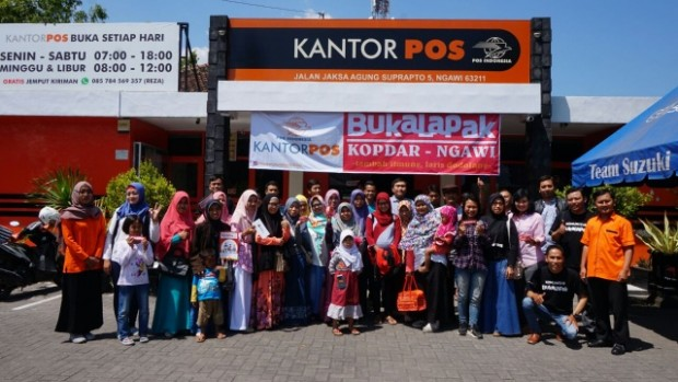 Tambah Ilmune di Kopdar Komunitas Bukalapak Ngawi