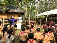 Kuniran Scout Race Inovasi Penjelajahan Edukatif