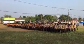 580 Pramuka Kwarran Sine Ikuti Kuniran Scout Race 2017