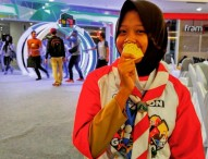 Navda Sevi Bisa Terbang ke Korea Berkat Prestasi di Pramuka
