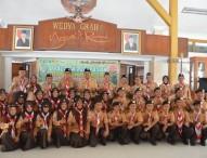 Pramuka Ngawi Kirimkan 24 Peserta ke Raimuna Nasional 2017