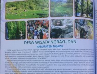 Desa Wisata Ngrayudan Masuk dalam Profil Wisata Jawa Timur 2017