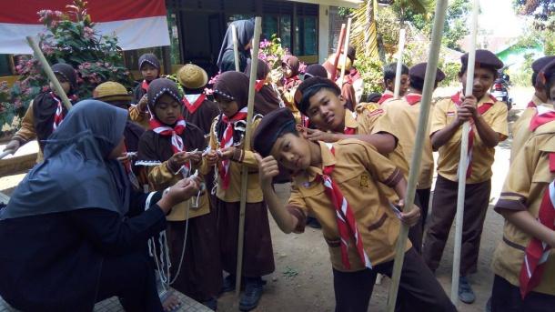 Berbagai Aktifitas Tim KKN UMM Di Desa Jaten