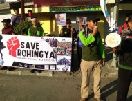 Empat Pernyataan Sikap Aliansi Masyarakat Ngawi Peduli Rohingya