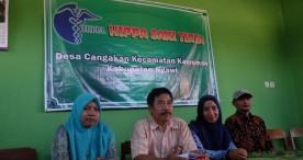 HIPPA Sari Tirta Desa Cangakan Wakili Kecamatan Lomba Tingkat Kabupaten