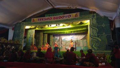 Photo of Suguhan Seni Ketoprak dalam Puncak Bulan Bhakti Gotong Royong Masyarakat ke-15