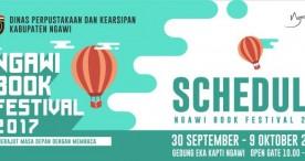 Jangan Lewatkan Ngawi Book Festival 2017