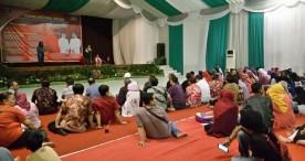 Penikmat Sastra di Ngawi Disuguhi Parade Puisi yang Menggairahkan