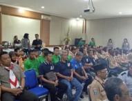 Pramuka Juara Kuniran Scout Race Silaturahmi ke Polres Ngawi