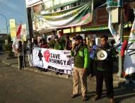 Aliansi Masyarakat Ngawi Sampaikan Cinta Untuk Korban Rohingya