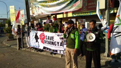Photo of Aliansi Masyarakat Ngawi Sampaikan Cinta Untuk Korban Rohingya