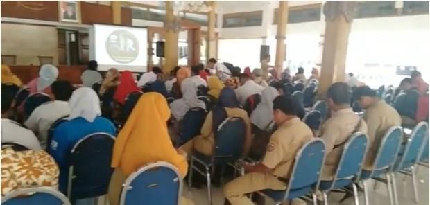Jumbara PMR Kabupaten Ngawi 2017