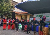 Usung Kekhasan Ngawi, Forsmawi Sabet The Best Performance di 3rd Multicultural Day Uinsa
