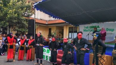 Photo of Usung Kekhasan Ngawi, Forsmawi Sabet The Best Performance di 3rd Multicultural Day Uinsa