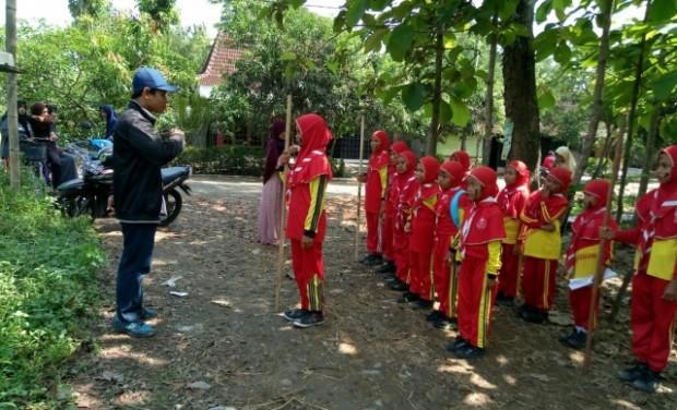 Outbound Edukasi Remaja Islam Watualang sebagai Refleksi Hari Sumpah Pemuda