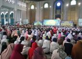 100 Santri Pondok Pesantren Ngawi Ikuti Seleksi Lomba Da'i Da'iyah Polda Jatim
