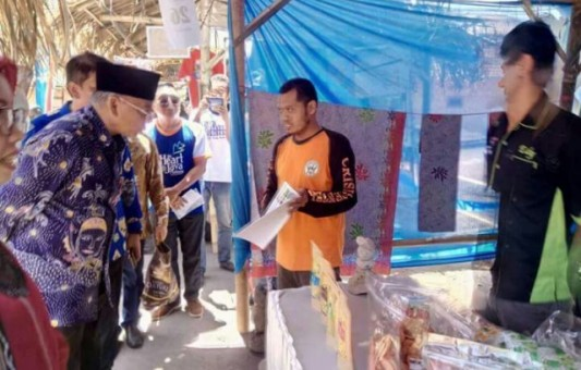 Desa Wisata Ngawi Turut Meriahkan Pesona Desa Wisata Kabupaten Malang 2017