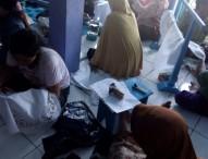 Pokdarwis Barokah Adakan Pelatihan Membatik di Desa Guyung