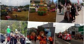 Spektakuler, Kemeriahan Bersih Desa Jogorogo disambut Ribuan Masyarakat