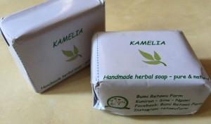Sabun Susu Kambing Kamelia Produk Asli Ngawi