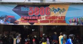 Toko 5000 Toserba Komplit Pusat Barang-Barang Super Murah di Ngawi