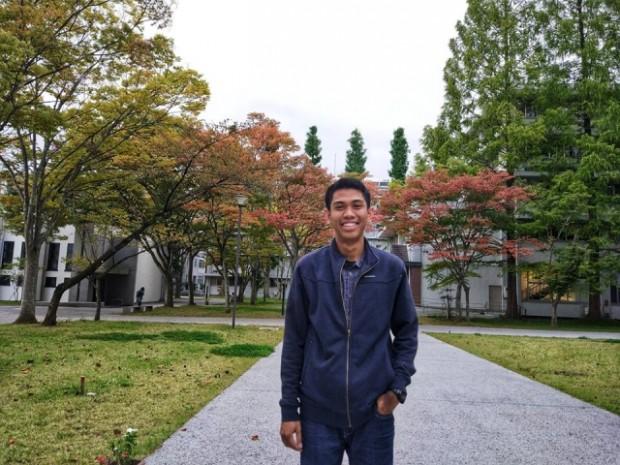 Inilah Vempi, Warga Ngawi Peraih Beasiswa Program Master-Doctoral di Jepang
