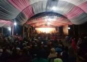 Warga Desa Jogorogo Penuh Keakraban Menikmati Cerita dari Ki Alex Budi Sabdo Utomo