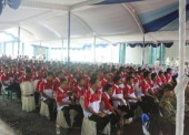 800 Pelajar Ngawi Ikuti Jambore Pemuda Peduli Anti Narkoba 2017