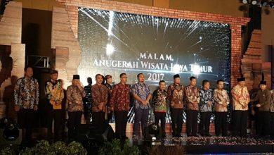 Photo of Ngawi Raih Juara 3 Kategori Daya Tarik Wisata Budaya dalam Anugerah Wisata Jatim 2017
