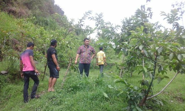 Asidewi Ngawi dan Disparpora Petakan Potensi Wisata Desa Karanggupito. Foto-KN