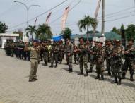 Sambut Hari Pahlawan, Banser Ngawi Adakan Apel dan Ziarah Makam