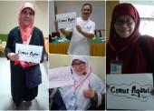 Cemue Ngawi Turut Berpartisipasi dalam Acara Munas FLP di Bandung