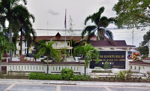 Kantor Bupati Ngawi -  Sekretariat Daerah, Jl. Teuku Umar No. 12- Foto-Flickr