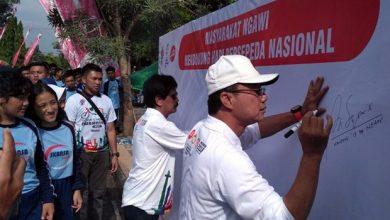 Photo of Masyarakat Ngawi Mendukung Hari Bersepeda Nasional