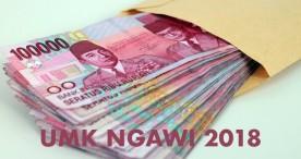 Alhamdulillah Ada Kenaikan UMK Ngawi di Tahun 2018