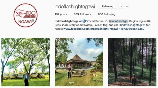 Berkenalan dengan Indo Flashlight Ngawi Yuk !