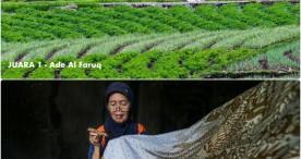 Dua Warga Ngawi Memenangkan Lomba Foto Potensi Intanpari Kabupaten Karanganyar