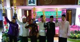 Semaraknya Lomba Hadrah Al Banjari Kabupaten Ngawi Tahun 2017