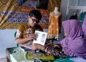 Disperindag Ngawi: Batik Sidomukti Banyubiru Harus Terus Berinovasi agar Bisa Bersaing di Pasar