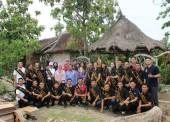 Putri Persahabatan Indonesia 2016 Kagumi 3 Destinasi Wisata Ngawi