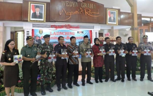KPK Berharap Ngawi segera Terapkan Semua Aplikasi Online untuk Pencegahan Korupsi