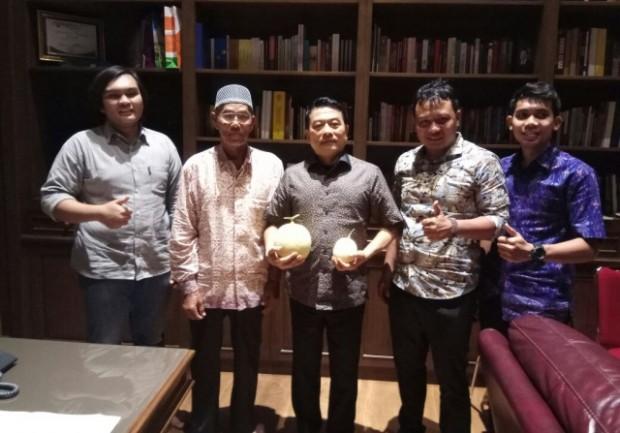 Predikat Melon Terbaik dari Ngawi Pasti Bisa Dimunculkan Kembali