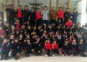 Ngawi Kirimkan 49 Siswa Peserta POR SD/MI VIII Jawa Timur