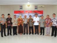 Polres Ngawi Tandatangani MoU dengan Pemkab Ngawi untuk Menjaring Calon Anggota