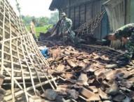 Berikut 14 Rumah Rusak dan 1 Roboh Akibat Puting Beliung di Jeblogan dan Gelung