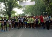 Ratusan Pelari dari Berbagai Kota Ramaikan Samin 5K Margomulyo 2017