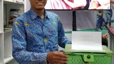 Photo of Tempat Sampah Robot Karya Tim SDIT Harum Ngawi Dipamerkan di Jakarta