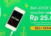 Joox dan Go-jek Menghadirkan Hiburan Musik dalam Layanan Transportasi untuk Pelanggan